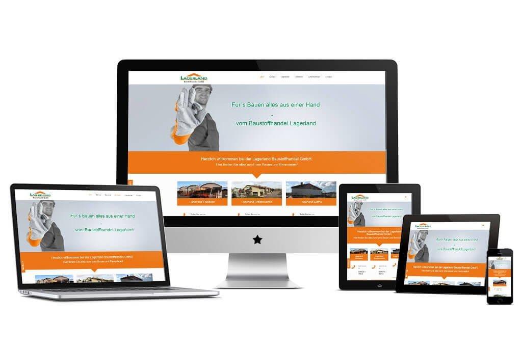 LAGERLAND Baustoffhandel GmbH
