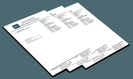 Brief- & Geschäftspapier