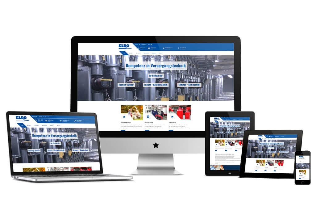 ELRO GmbH: Heizung - Sanitär - Klima - Elektro in Thüringen / Eichsfeld