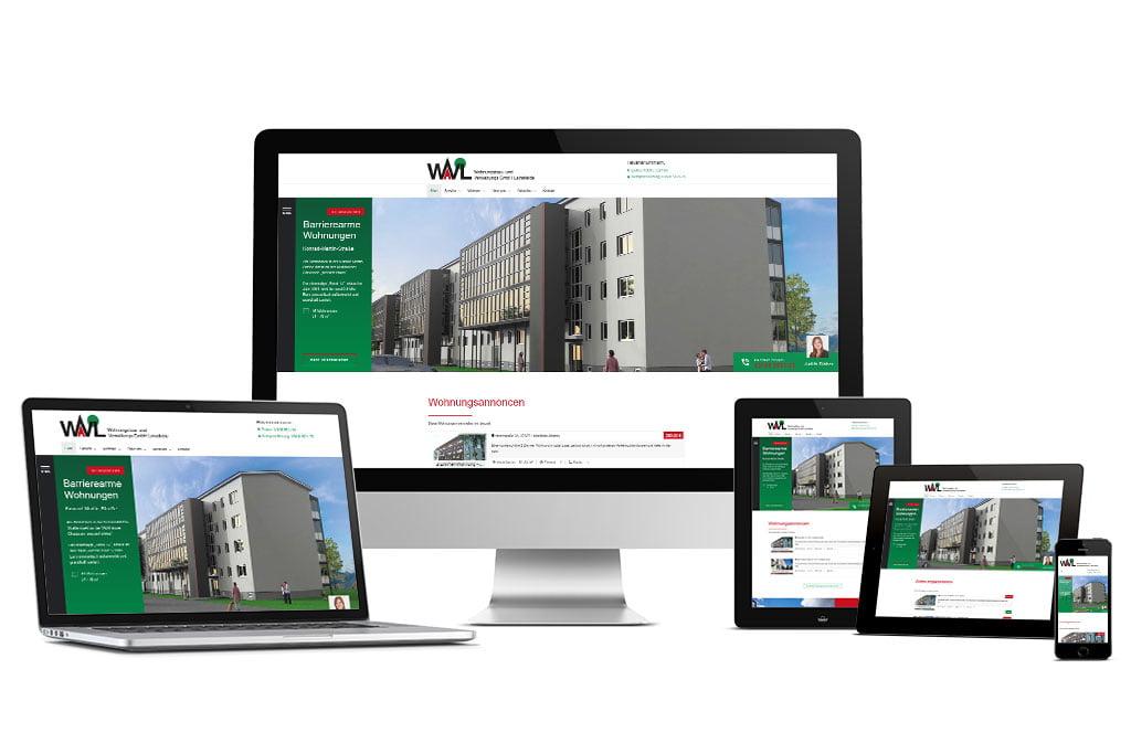 Wohnungsbau- und Verwaltungs GmbH Leindefelde
